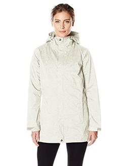 Columbia Women's Splash A Little Rain Jacket, Sea Salt Dotty