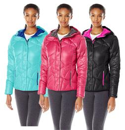 Spyder Women's Geared Hoody Synthetic Down Winter Polyester
