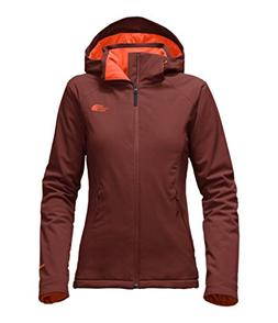 The North Face Women's Apex Elevation Jacket - Barolo Red -