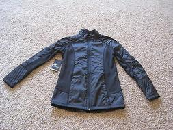 BNWT Xersion Full Zip Up women's workout jacket, compression