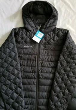 BRAND NEW Women's XL Columbia Norwood Hooded Quilted Puffe