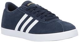 adidas Women's Shoes | Courtset Sneakers, Collegiate Navy/Wh