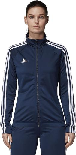 adidas Women's Designed-2-Move Track Jacket, Collegiate Navy