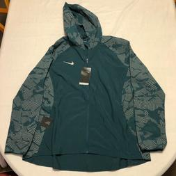 NIKE ESSENTIAL FLASH Women's Running Jacket  SZ 1X 883795 37