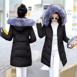 Fake Fur Winter Female <font><b>Jacket</b></font> New 2019 F