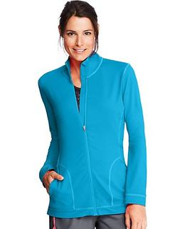Hanes Sport Women's Performance Fleece Full Zip Jacket Under