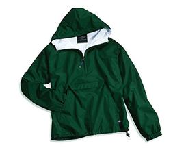 Charles River Apparel Women's Front Pocket Classic Pullover