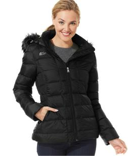 Women's The North Face Gotham Down Jacket TNF Black Size Med