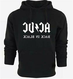 HOT Fashion The ACDC Mens Women's Hoodie  Coat SPRING Jacket