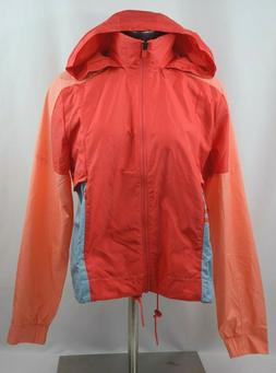 Adidas ID Woven Shell Jacket Coral/Grey Women's Size XS-XL N