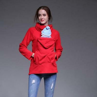 Fashion Hooded Carriers Hoodies