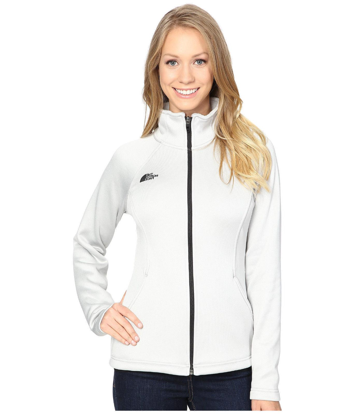 New Women's North Face Ladies Agave Coat Jacket Black Pink B