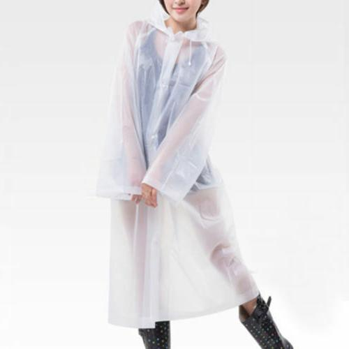 Newly Raincoat Jacket Rain Hood Impermeable Cape Poncho
