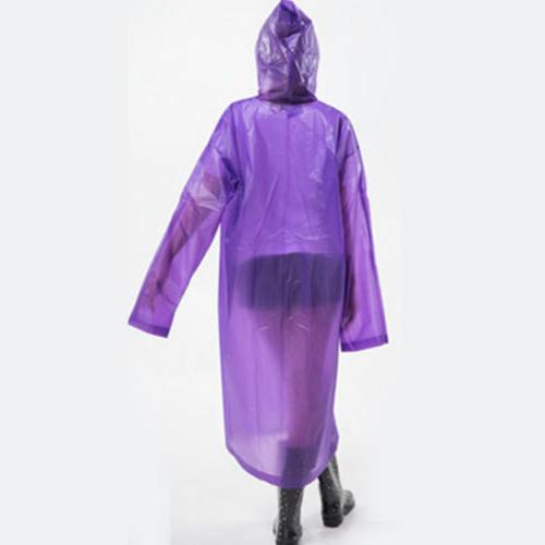 Newly Women Jacket Coat Impermeable Poncho