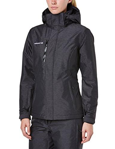 Columbia Women's Alpine Oh Jacket, Groovy Pink, Small