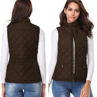 Autumn Padding Jacket Quilted Top Grace