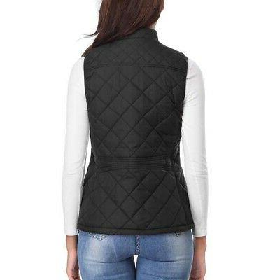 Autumn Women's Quilted Padding Jacket Quilted Grace