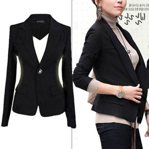 Slim Business Blazer Suit Jacket