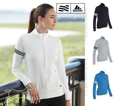 golf women climalite 3 stripes french terry
