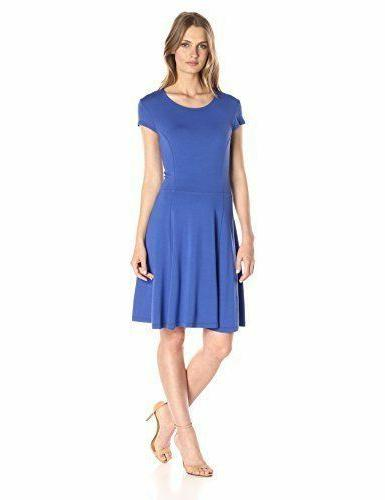 lark and ro women s cap sleeve