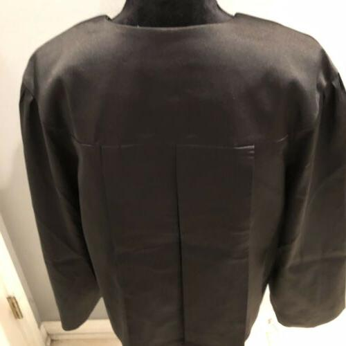 Linea Louis Dell'Olio Jacket Top Pleated Back Women Brand New