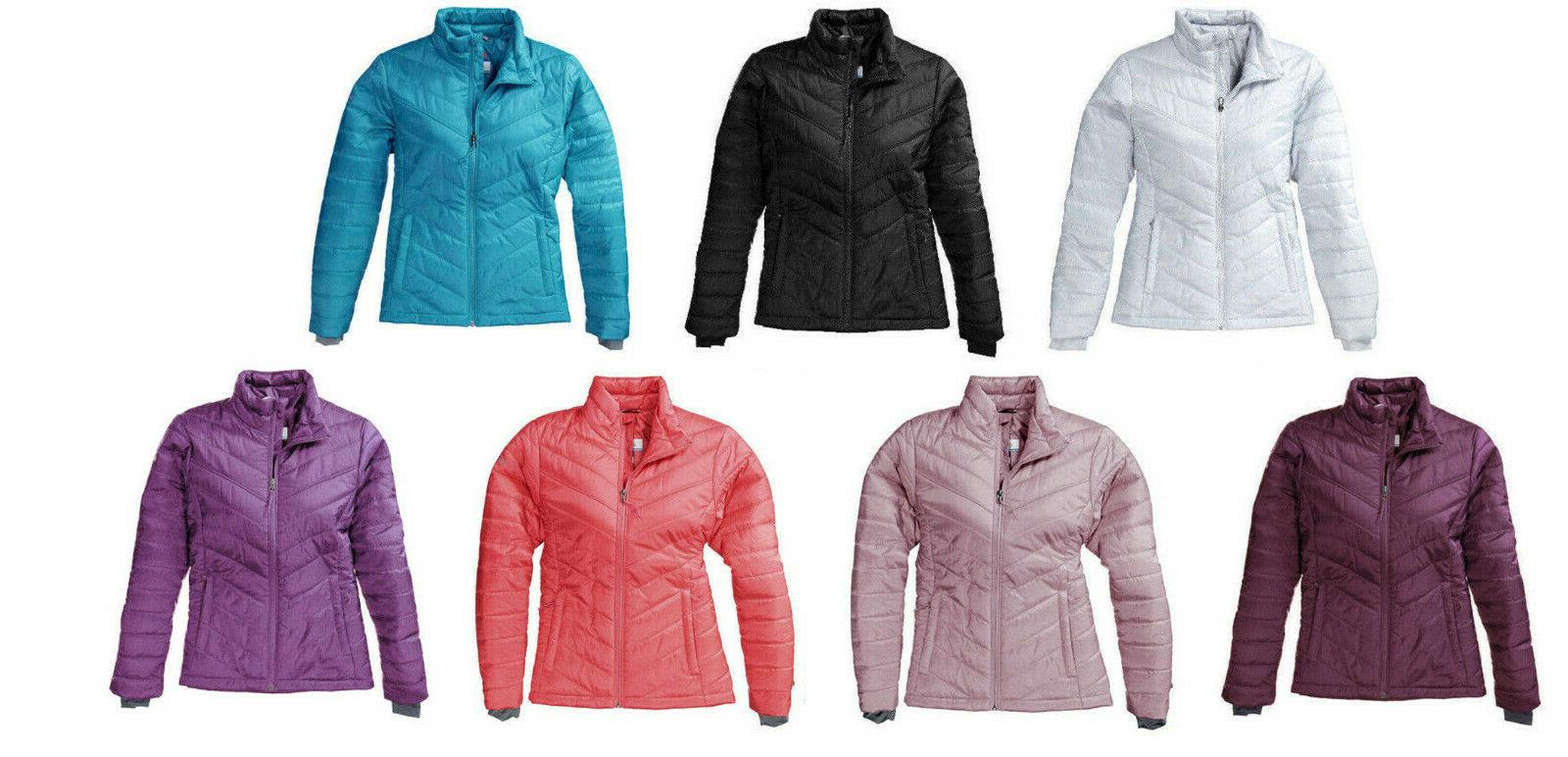 NEW Columbia Morning Light II Omni Heat Women's Jacket XS-S-