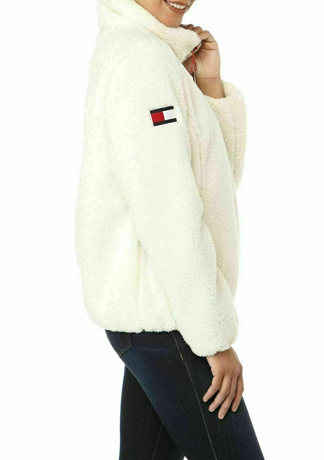 NEW!!! Tommy Faux Zip Large