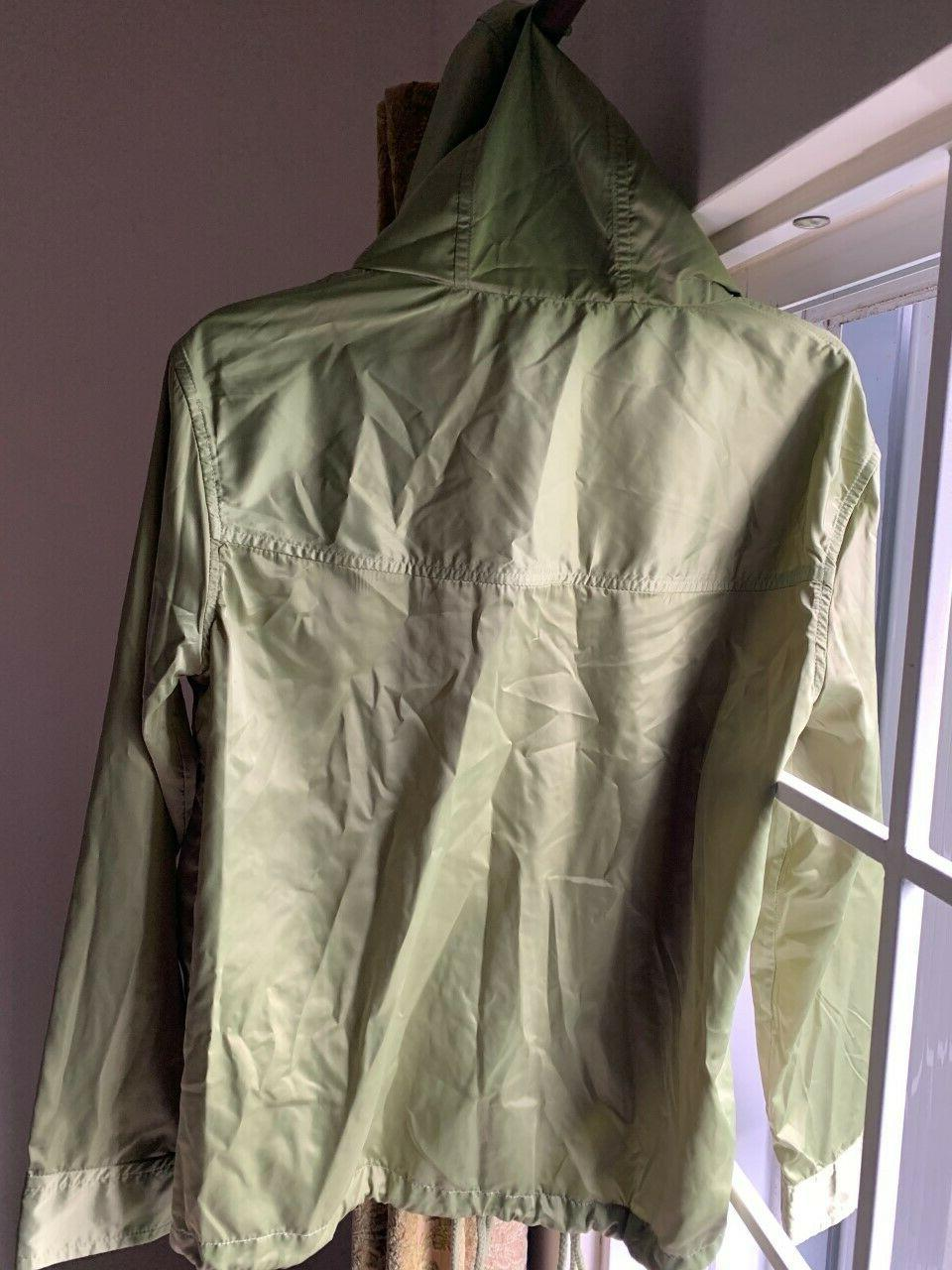 NWT $150 WOMENS HOODED XS LIGHTWEIGHT JACKET