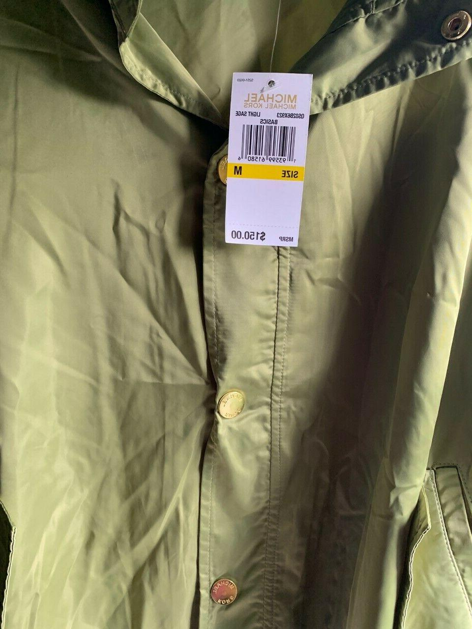 NWT $150 WOMENS HOODED JACKET LIGHTWEIGHT