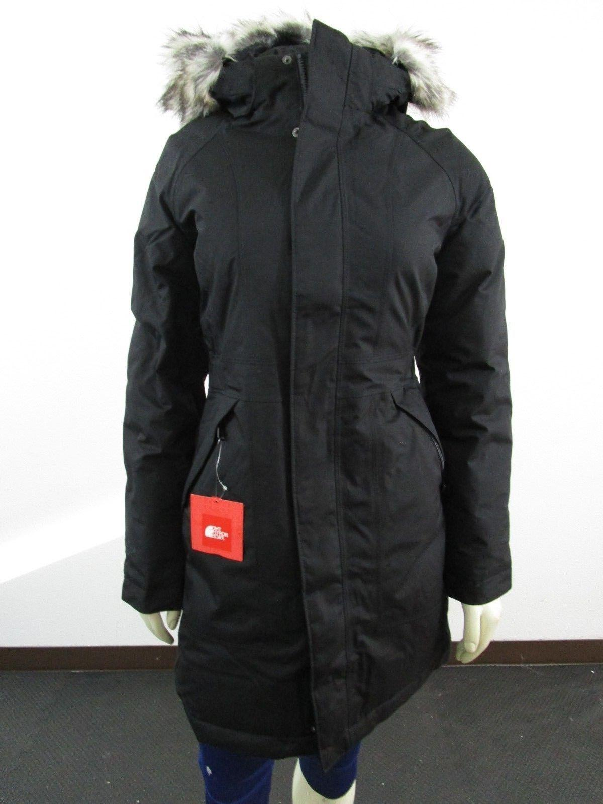 NWT Womens The North Face TNF Arctic Down Parka Warm Winter