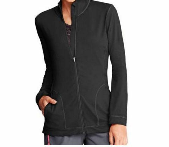 Hanes Sport Women's Performance Fleece Full Zip Jacket Size