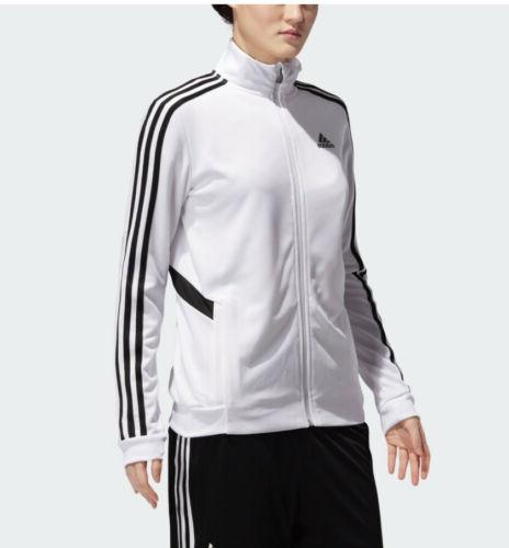 Adidas Tiro Track Jacket Womens New