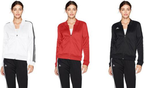 women s athletics tricot snap track jacket