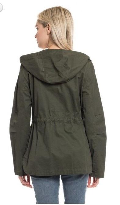 Women's Anorak Jacket Hood