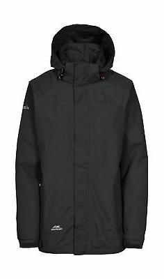 Trespass Women's Nasu Ii Jacket Black Small