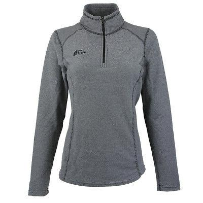 The North Face Women's Novelty Tundra 1/4 Zip Jacket TNF Bla