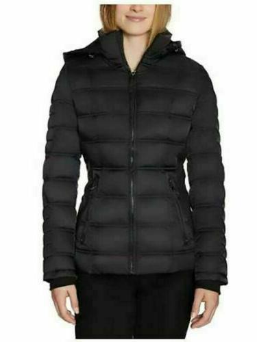 Nautica Resistant Puffer , Size: Small