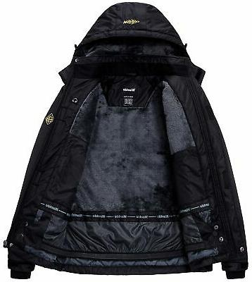 Wantdo Jacket Jacket Black