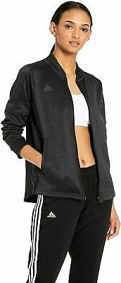 adidas womens Athletics Team Issue Bomber - Choose SZ+Color