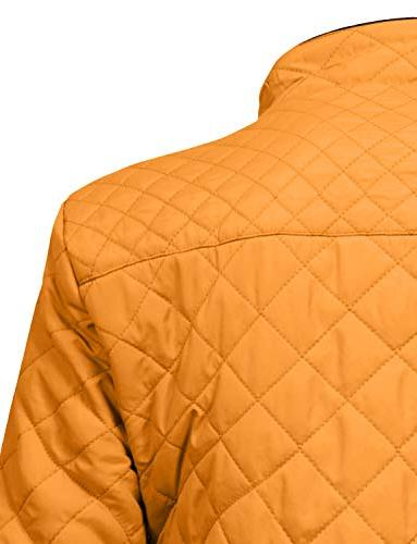 NE PEOPLE Womens Quilted