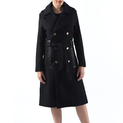 Alpine Swiss Womens Blend Double Trench