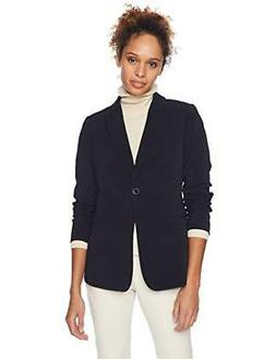 Lark & Ro Women's Boyfriend Blazer - Choose SZ/color