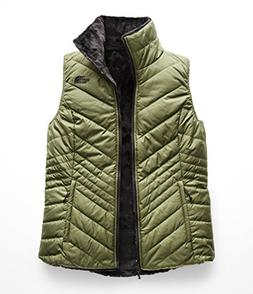 The North Face Women's Mossbud Insulated Revesible Vest - Fo