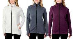 NEW!! Kirkland Women's Full Zip Jacket Variety