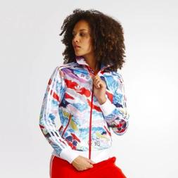 NEW ADIDAS ORIGINALS WOMEN'S FIREBIRD TREFOIL TRACK JACKET ~