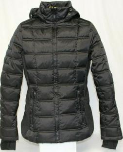 *NEW* Nautica Women's Water Resistant Puffer Removable Hood