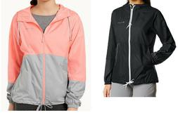 NEW Columbia Women's FLASH FORWARD WINDBREAKER JACKET, XS-