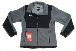 North Face Women's Denali 2 Jacket Relaxed Fit Charcoal Grey