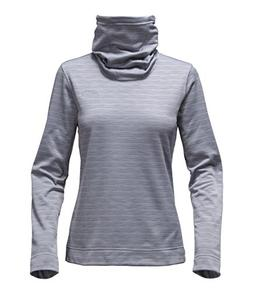 The North Face Women's Novelty Glacier Pullover - Mid Grey S