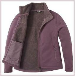 NWT $99 THE NORTH FACE Women's Timber Fleece Full Zip Jack